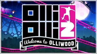 This Can't Be Real! - OlliOlli 2: Welcome to OlliWood- Episode 1 (Fingered)