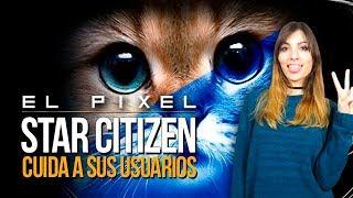 STAR CITIZEN cuida a sus USUARIOS   El Píxel