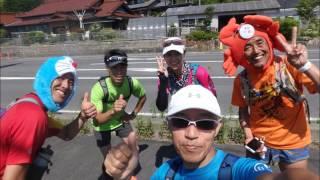 昨年の飛騨高山ウルトラマラソン https://youtu.be/AXGLmCCBZR4 BGM:Go...