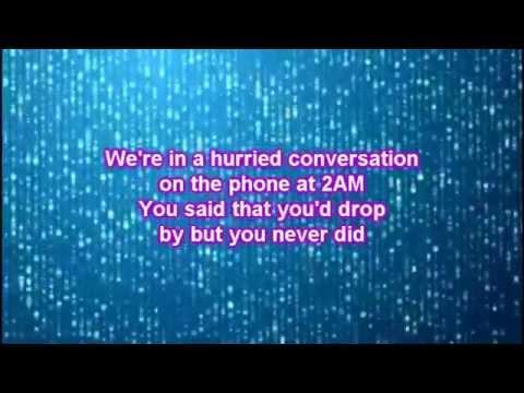 The Swon Brothers  - Chasing You Around  (Lyrics)
