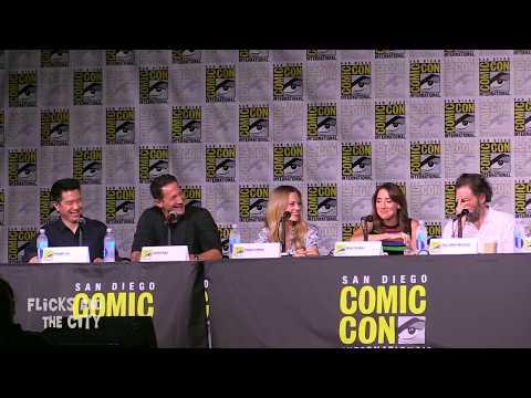 GRIMM Comic Con 2016 Panel Pt1 Highlights Season 6