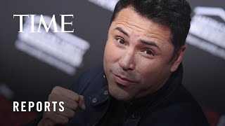 A Free Boxing Lesson with Oscar De La Hoya | TIME