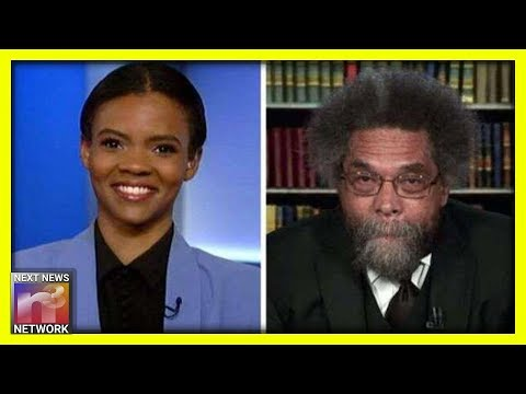 LOL! Candace Owens and Cornel West SPAR Over Maxine Waters' LOW IQ