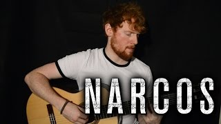 Narcos Theme Song (Tuyo - Rodrigo Amarante) - Guitar Cover by CallumMcGaw