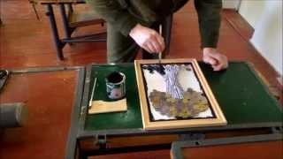 Відео-урок виготовлення картини
