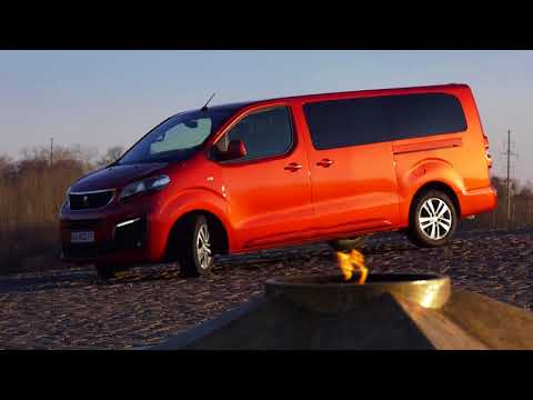Peugeot Traveller 1 покоління Мінівен