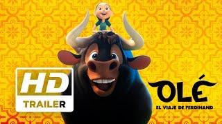 Olé, el viaje de Ferdinand | Trailer 3 subtitulado | Próximamente - Solo en cines