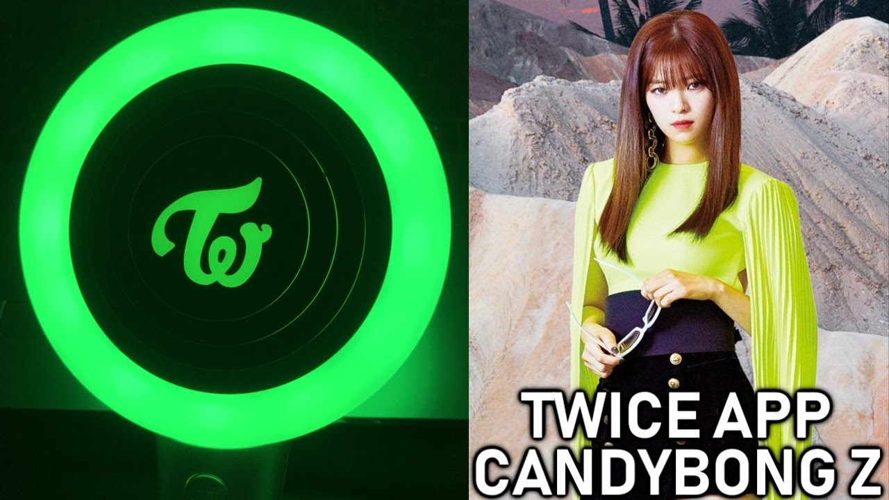 CandyBong Z App (Change Into Member Colors)