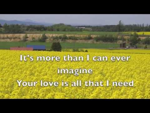 Sweeter Than Wine (lyrics) Anthem of Grace 2015 NCC