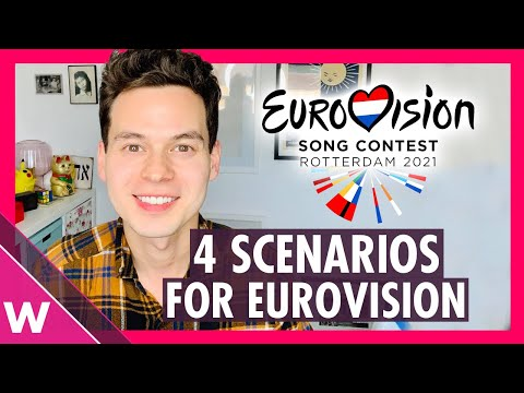Eurovision 2021: Four scenarios for the song contest amid the pandemic