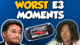 Top 10 worst e3 moments of all time