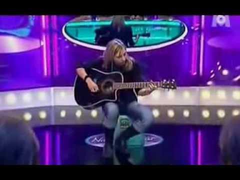 AMANDINE BOURGEOIS    2008   1ER CASTING   YouTube 00 01 58 00 04 28