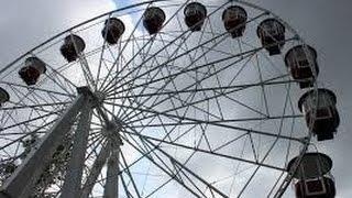 Колесо обозрения Хабаровск,парк Динамо 360 градусов видео