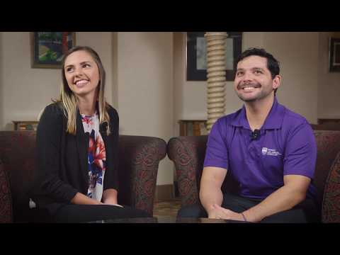 Student Quotable: Amber Nicol & Marc Wolfson