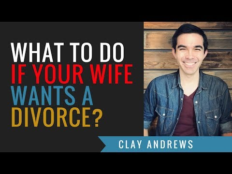 Signs she wants a divorce