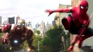Homem-Aranha: De Volta ao Lar - Trailer HD Legendado [Tom Holland, Robert Downey Jr.]