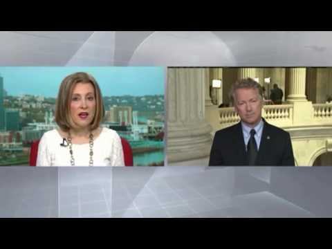 Rand Paul on 'Connect to Congress' to Discuss The Fbi, Trump, & Healthcare
