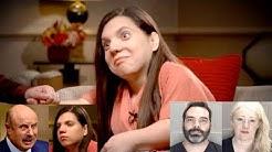 Ukrainian Orphan Tells Dr Phil She Is Not 33 & A Psychotic Evil Dwarf. UPDATE.