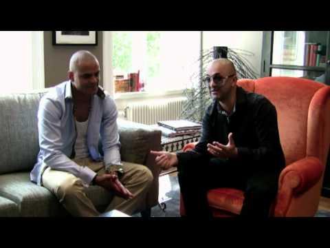 Första intervjun med Mohombi och RedOne tillsammans