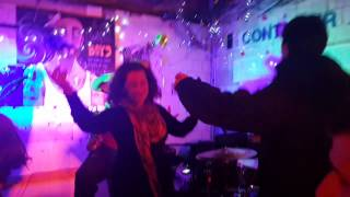 Malox - Live at Container 19.02.15 - Some Moldavian Folk Song