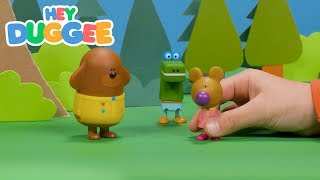 The Jam Badge toy story - Hey Duggee