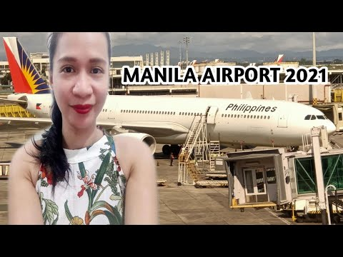 MANILA AIRPORT 2021