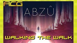 Walking the Walk Abzu - Game Design Discussion - The Beauty of Abzu's Design