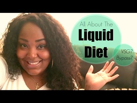 Weight Loss Surgery: All About The Liquid Diet