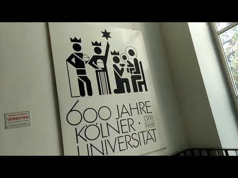 University Of Cologne - Köln - It's More About The Life In It - Campus Tour