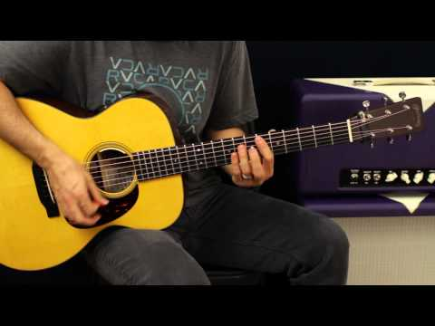 AWOLNATION - Sail - How To Play - Tutorial - Acoustic Guitar Lesson