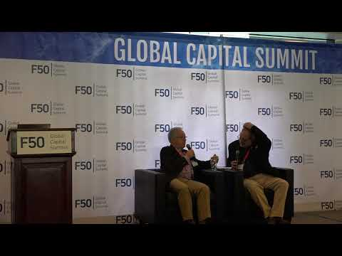 Eric Benhamou, Former 3Com CEO @ Global Capital Summit  2018 Spring