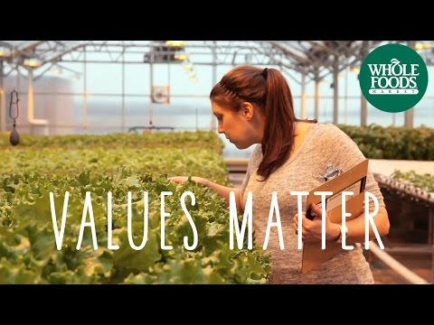 Gotham Greens | Values Matter | Whole Foods Market