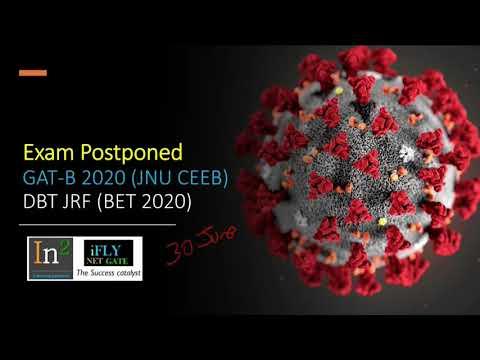 jnu-ceeb-dbt-jrf-postponed-gat-b-bet-2020