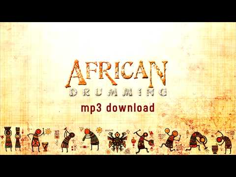 African drumming mp3