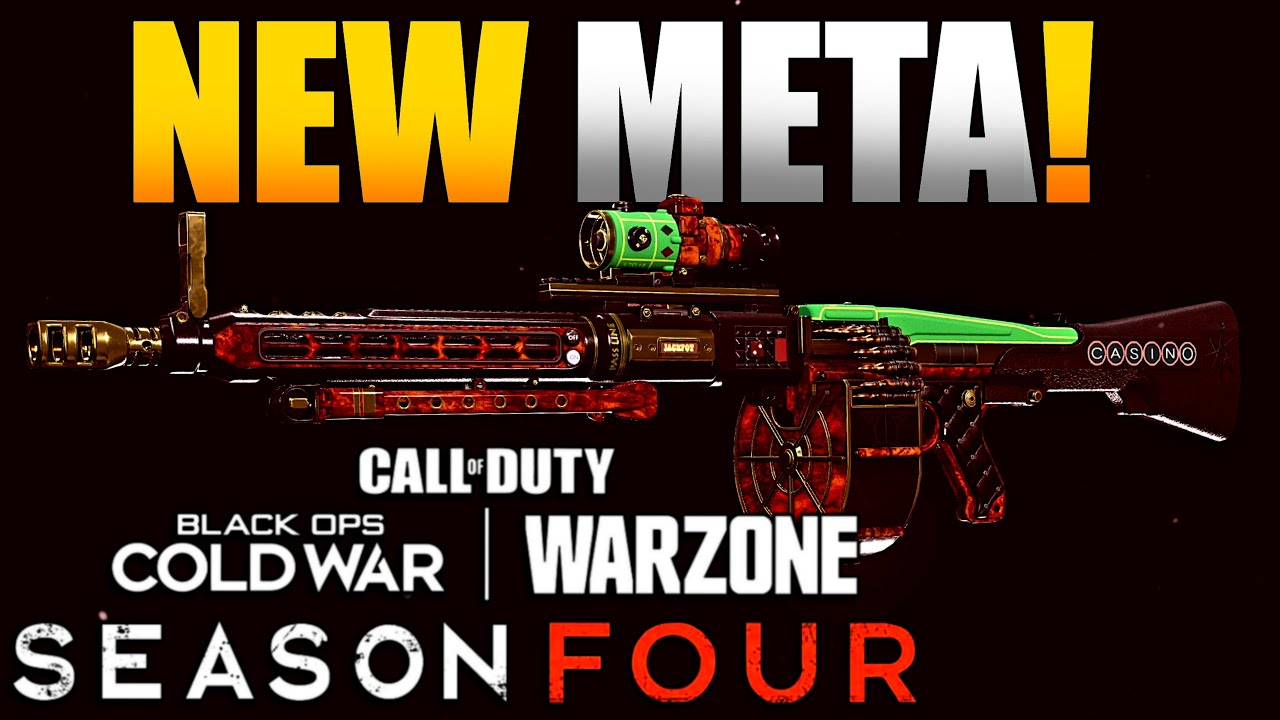 New Weapons Are Insane & Meta Changing for Warzone | New C58, MG82, and Nail Gun Best Class Setups