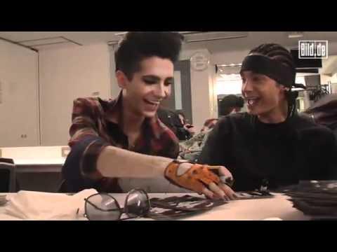 Tokio Hotel talks dirty in Tokyo (Bild) English translation in description