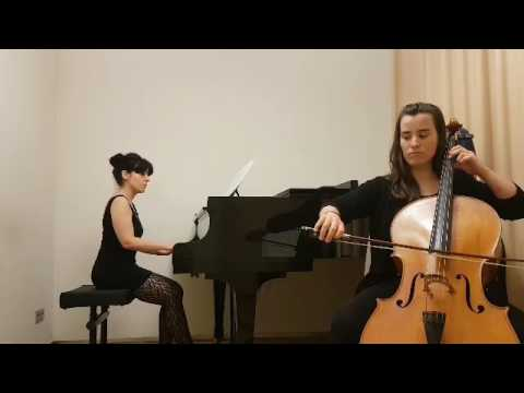 """The Bell Jar - """"Life on Mars"""" by David Bowie / cello and piano cover"""