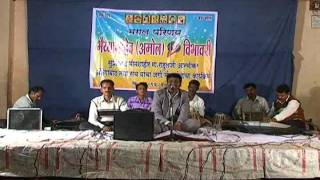 rahul anvikar perform in malinagar mp4