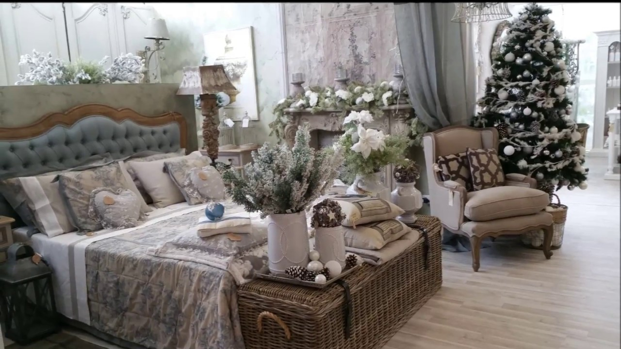 Arredo shabby chic a casale monferrato youtube for Arredo shabby economico