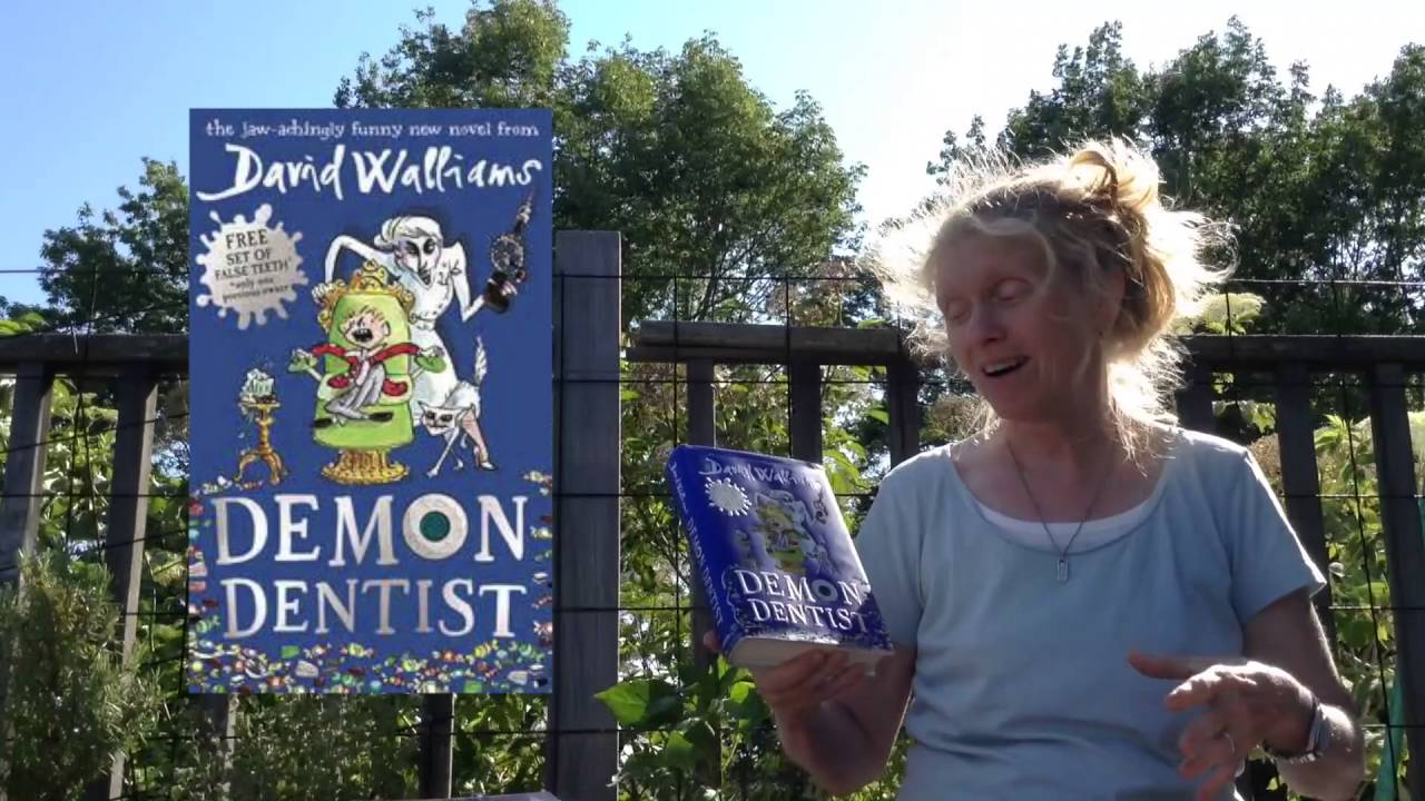 Reviews children s book review demon dentist david walliams - Demon Dentist Book Review