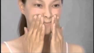 Японский массаж лица Асахи Зоган на практике