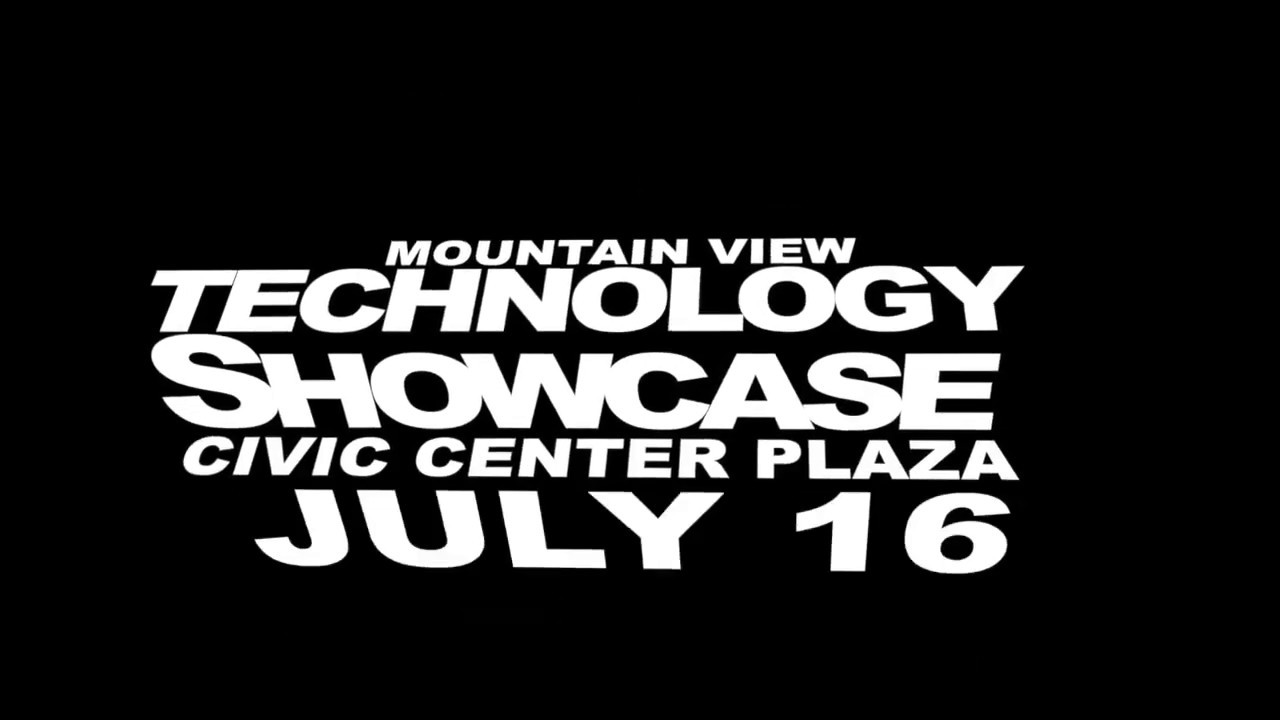 RedLINES at the Mountain View Technology ShowCASE 2019