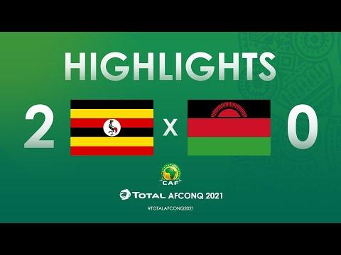 HIGHLIGHTS | #TotalAFCONQ2021 | Round 2 - Group B: Uganda 2-0 Malawi
