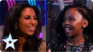 Finalists Francine and Asanda have their say on BGMT | Semi-Final 4 | Britain's Got Talent 2013