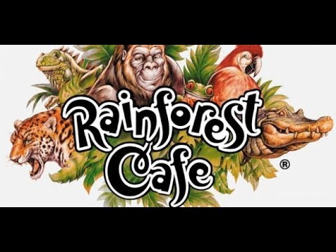 Rainforest Cafe - Grapevine Mills Mall Texas