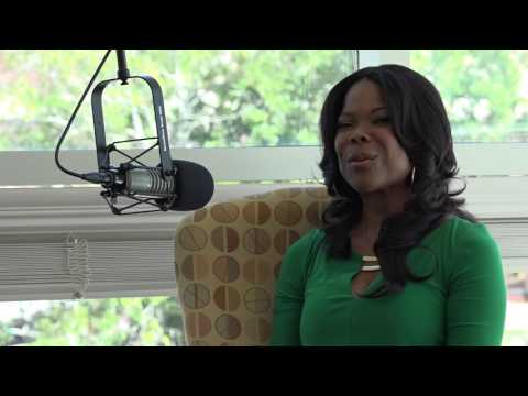 Angela Robinson exclusive with Jacquell Lawson - YouTube