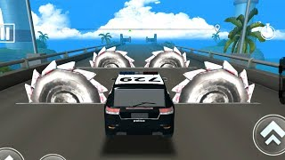 DEADLY RACE #5 Speed Police Car Bumps Challenge 3d Gameplay Android IOS
