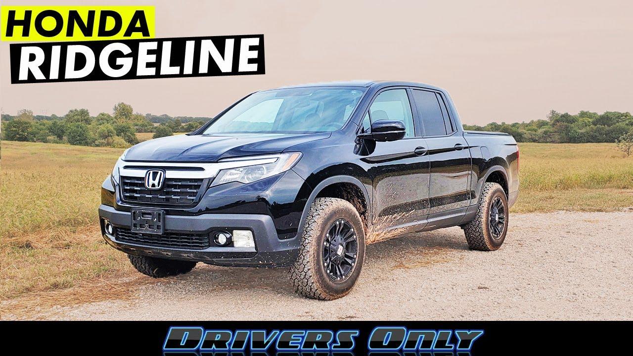 honda ridgeline - the best daily driver midsize truck