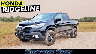 2018 Honda Ridgeline Review - The BEST Daily Driver   Forget SUVs and Minivans