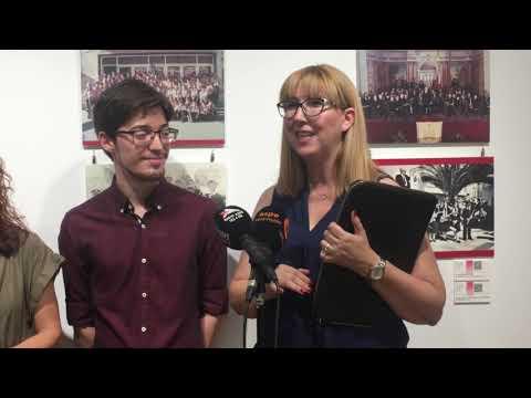 """Inauguración exposición """"Mujeres pioneras en las bandas de música Valencianas"""" 2019 #Aspe"""